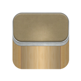The icon of the Bongo Cube app