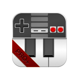 The icon of the Piano Game PRO app