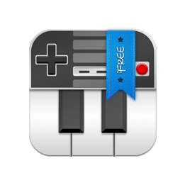 The icon of the Piano Game FREE app