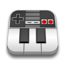 The icon of the Piano Game X app